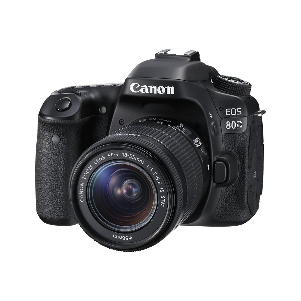 [CH-Schweiz] Canon 80D Kit 18-55mm IS STM Objektiv (Canon Cashback mögl.)