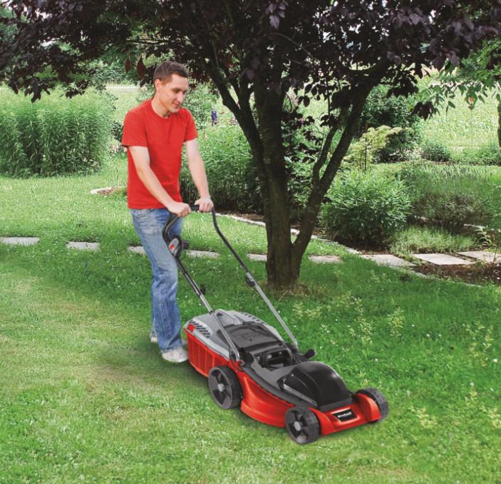 Bis zu 27% Rabatt auf Gartengeräte + 10% Rabatt zusätzlich bei GartenXXL, z.B. Einhell GC-EM 1743 HW Elektro-Rasenmäher