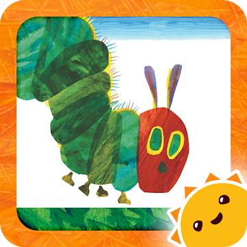 Die kleine Raupe Nimmersatt kostenlos statt 3,99€ (Android)