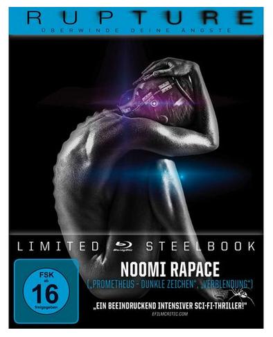Rupture - Limited Steelbook (Blu-ray) für 4,99€ (Müller)