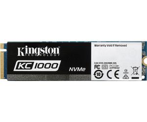 [NBB] Kingston KC1000 960GB NVMe PCIe M.2 SSD für 278€