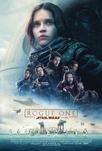 Rogue One: A Star Wars Story (iTunes, Amazon)