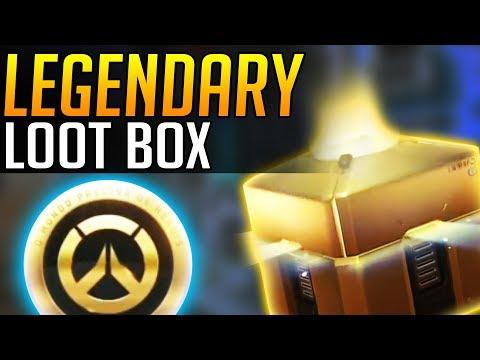 [Overwatch] Kostenlose Legendäre Lootbox gratis