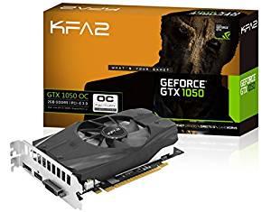 KFA2 Gtx 1050 OC