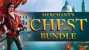 Merchant's Chest Bundle für 2,89€ / Port Royale III, Rise of Venice, Patrician III & IV + DLC [Fanatical] [Steam]