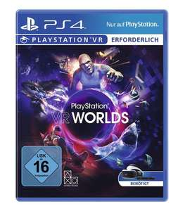 PlayStation VR Worlds [PSVR] bei real