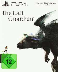 The Last Guardian Special Edition (PS4) für 27€ versandkostenfrei (Real)