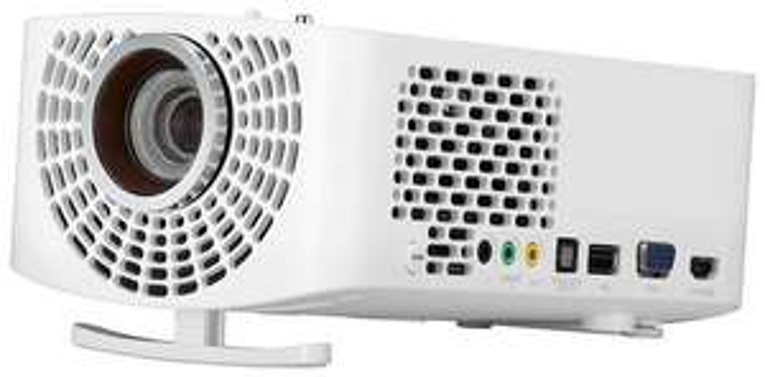 LED-Beamer  LG PF1500G,  1920x1080 Full HD 3D DLP