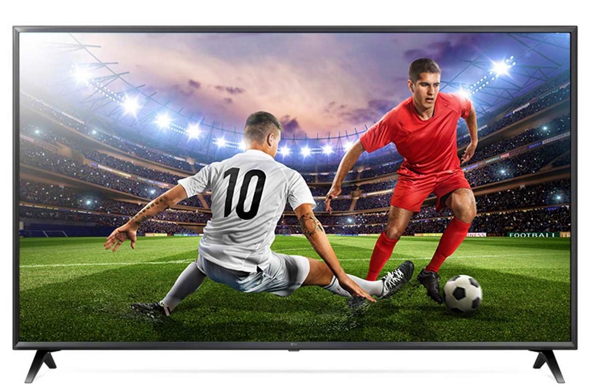 "LG 65UK6100 65"" 4K-LED-Fernseher (Ultra HD, HDR10, Triple Tuner mit DVB-T2, Direct LED)"