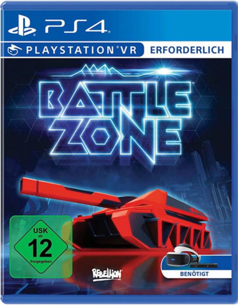 Battlezone (PS4-VR) für 9,77€ Versandkostenfrei (Real)