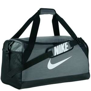 Nike Brasilia Medium Training Duffel Bag | Sporttasche | Grau | inkl. Versand [21RUN]