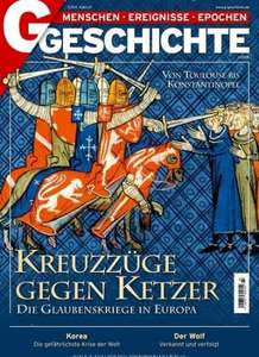 (Zeitschriftenabo Sammeldeal) Jeweils 4 Ausgaben gratis: G/GESCHICHTE, Frau im Leben, Plus, Leben und erziehen (Kündigung notwendig)