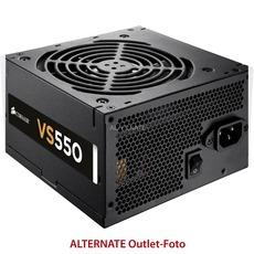 Corsair VS550, 550 Watt 80Plus