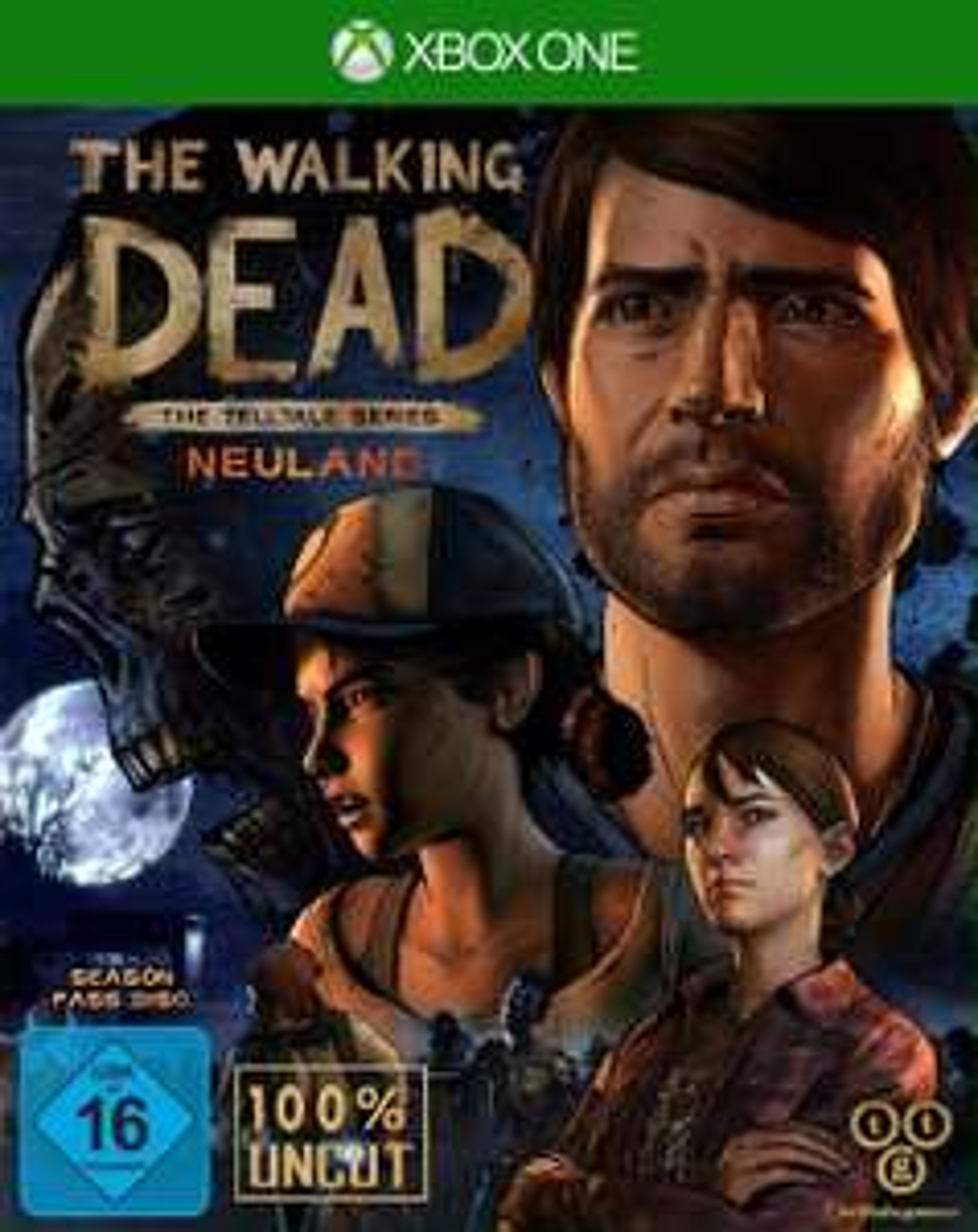 The Walking Dead: The Telltale Games Series - Neuland (Xbox One) für 10€ (Müller)