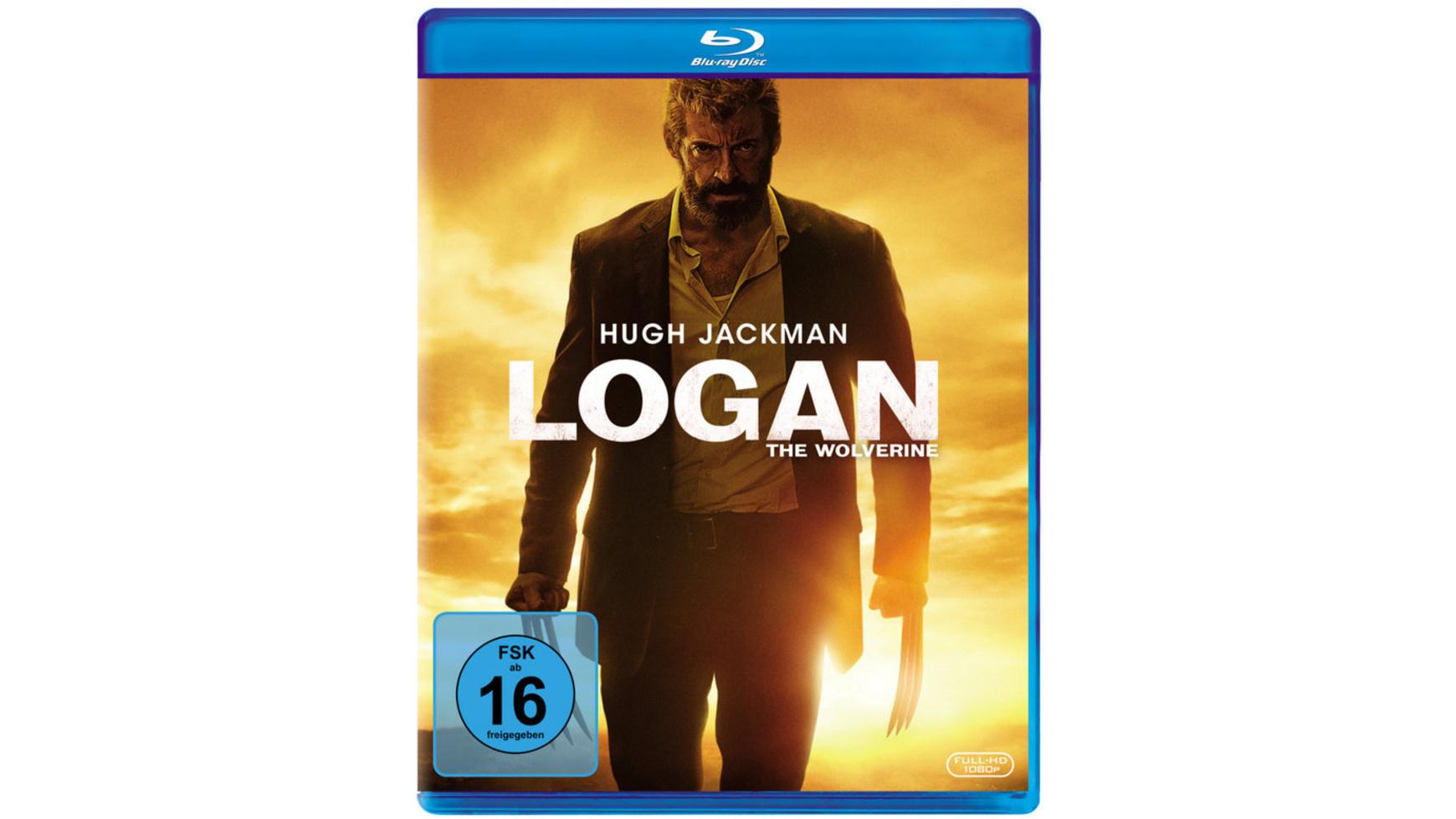 (Müller) 2 Blu-Rays für 15,- EUR Aktion (z.B. Logan, Deadpool, Passengers, Hacksaw Ridge)