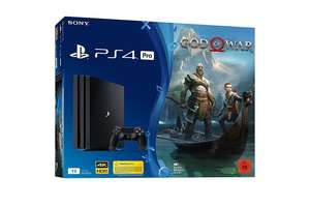 PlayStation 4 Pro mit God of War für 379€ + Payback möglich (Real)