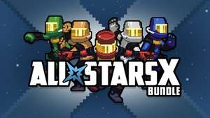 All Stars X Bundle mit 10 Steam Spielen für 2,09€ (Fanatical)