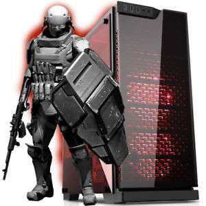 PC AMD Ryzen 5 2400G/Radeon Vega11, RGB Gehäuse (4x120Lüfter), 1TB HDD, Gigabyte B350, Windows 10 pro [ebay]