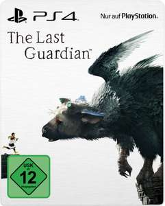 [Lokal Augsburger City Galerie] The Last Guardian inklusive Steelbook oder The Evil Within 2 (Xbox One) für jeweils 17 Euro