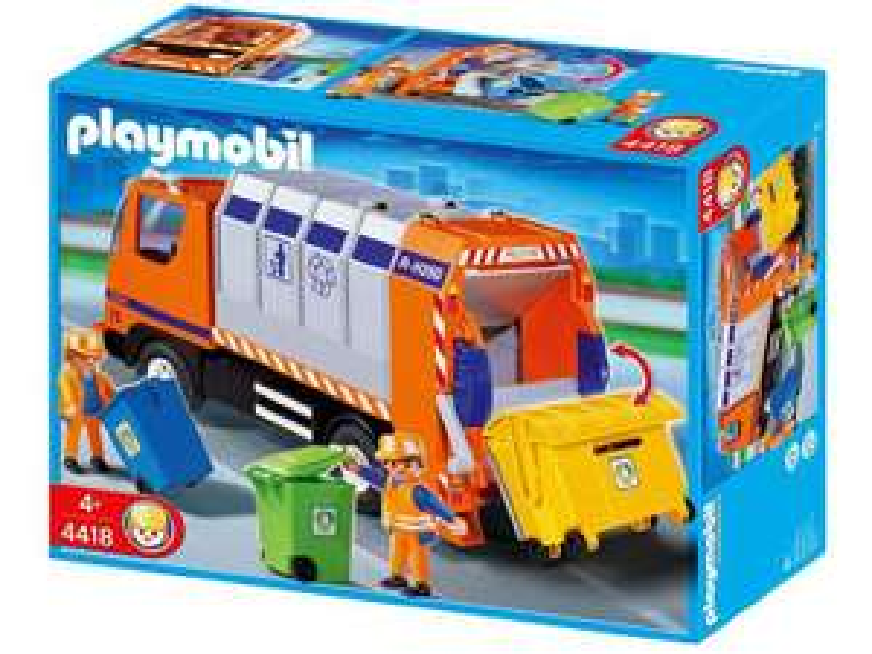 [Galeria Kaufhof] PLAYMOBIL Müllabfuhr Set 4418 / +3,95€ bei Versand