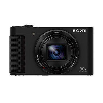 Sony Cyber-Shot DSC-HX80 Kompaktkamera + Rollei 21533, Einbein Selfiestick