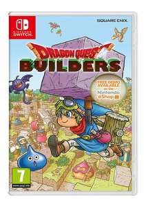 Dragon Quest Builders (Switch) für 31,22€ (SimplyGames)