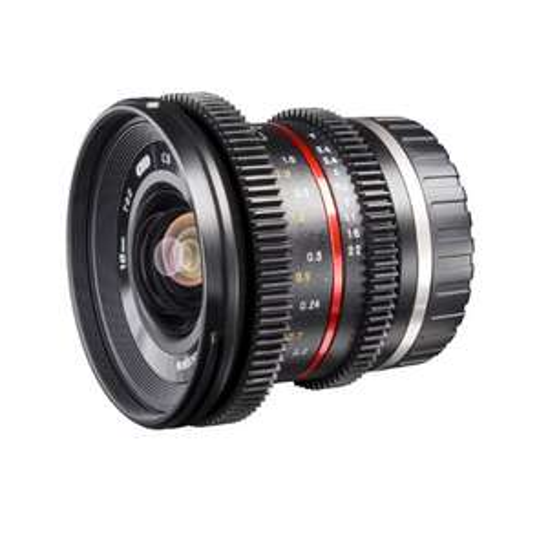 Walimex Pro 12mm 1:2,2 VCSC-Weitwinkelobjektiv für Sony E Mount