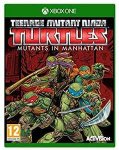 Teenage Mutant Ninja Turtles: Mutanten in Manhattan (Xbox One) (Amazon Prime)