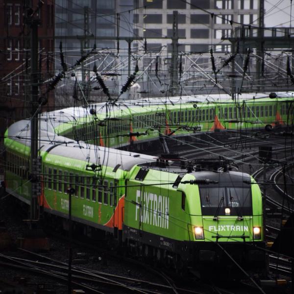 FlixTrain Gutschein für 2 deutschlandweite Zugfahrten