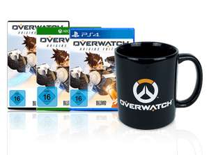 Overwatch - Origins Edition (PC, PS4, XBOX 1) + Tasse