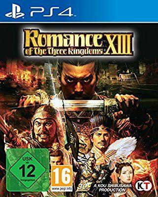 Romance of the Three Kingdoms XIII (PS4) (Amazon Prime)