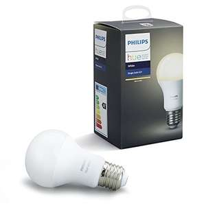 [Amazon Prime & WHD] Philips Hue White E27 (806lm) ab 8,68 €