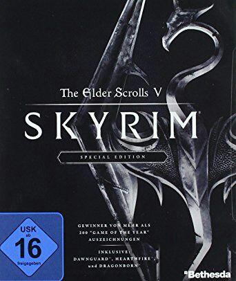 The Elder Scrolls V: Skyrim Special Edition Xbox One (Saturn eBay + Amazon Prime)