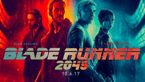Blade Runner 2049 (HD) + andere Filme zum Leihen für 1,99€ [Amazon Video]