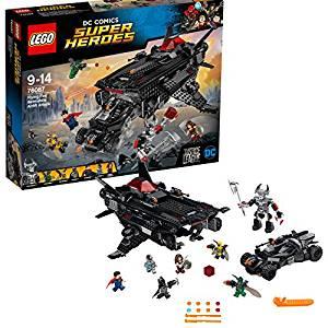 Amazon UK - LEGO 76087 - Super Heroes - Flying Fox: Batmobil-Attacke aus der Luft