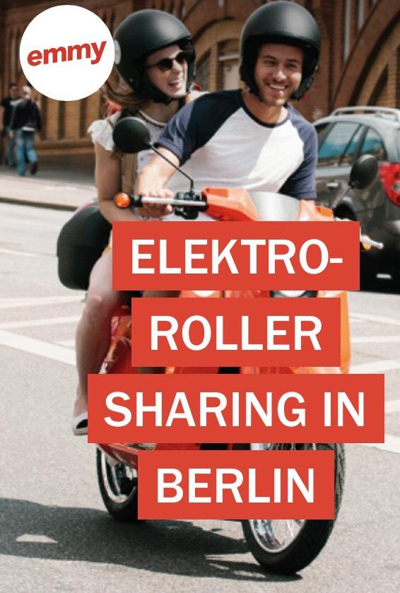 Kostenlose Anmeldung zum E-Roller Sharing Emmy