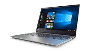 Lenovo IdeaPad 720 39,6 cm (15,6 Zoll Full HD IPS matt) Notebook (Intel Core i7-7500U, 8GB RAM, 1TB HDD, 128GB SSD, AMD Radeon RX 560 4GB, Windows 10 Home)