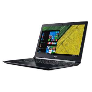 "Acer Aspire 5 A515 mit Core i3-6006U, MX130 GDDR5, 4 GB RAM, 256GB SSD, 15,6"" Full-HD IPS matt, Win 10"