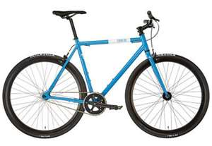 eBay Tages WOW FIXIE Inc. Floater blue glossy 2017 Cityrad/ Fahrrad