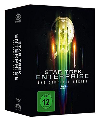 (Amazon) Star Trek - Enterprise - Complete Boxset (24 Blu-rays) für 34,97 EUR