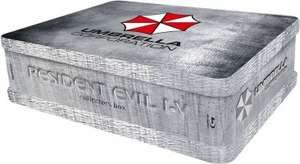 Resident Evil I-V - Collector's Box / Limited Edition (Blu-ray) für 46,98 Euro incl. Versand