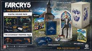 Far Cry 5 - The Father Edition (PS4) für 53,38€ (Amazon UK)
