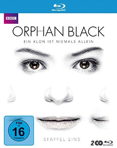 Orphan Black - Staffel 1 (Blu-ray) für 9,99€ (Amazon Prime & Media Markt)