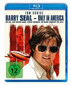 Barry Seal - Only in America (Blu-ray) für 9,99€ (Amazon Prime & Dodax)
