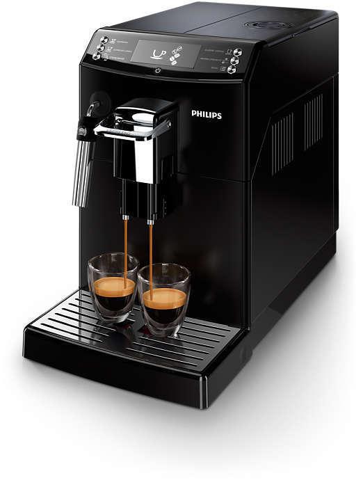 (ebay PLUSDEAL) Philips Ep4010/00 schwarz Series 4000