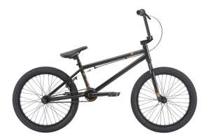 "Haro Leucadia BMX Bike 2018 20.3"" Gloss Metallic Grey"