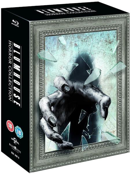 Blumhouse Horror Collection (7x Blu-Ray) im limitierten Lenticular-Schuber für 17,14 € = 2,45 € pro Film