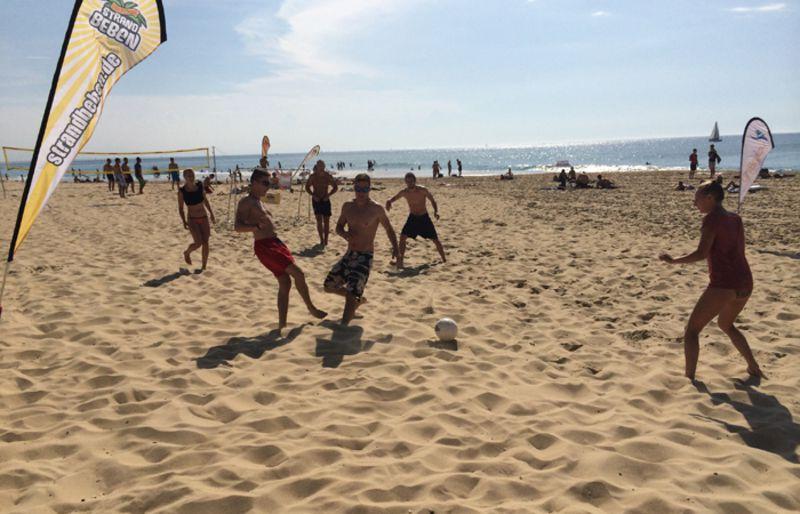 > Strandbeben < 7 Tage Surfcamp Seignosse, Atlantikküste (F) (FR) - 10,00 € Rabatt auf Eventwoche (01.-08.09.2018)