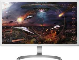 "Monitor 27"" LG 27UD59-W - 4K UHD, IPS-Panel, AMD FreeSync, Black Stabilizer, DisplayPort, HDMI (NBB)"