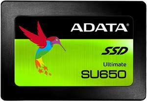 "Interne SSD 2.5"" ADATA Ultimate SU650 - 240 GB (NBB)"